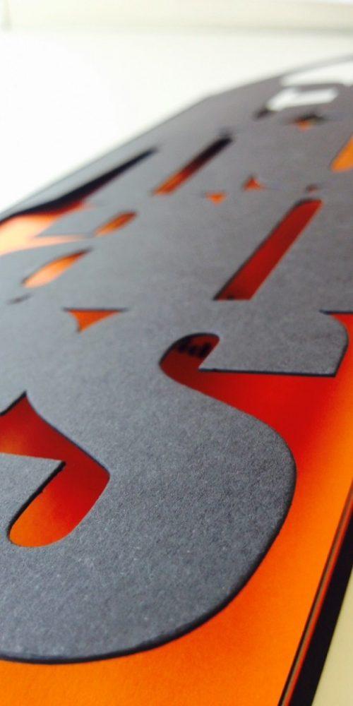 Diseño de carta para Como Antes