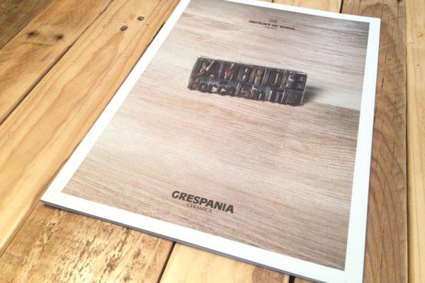 Catálogo Cambridge para Grespania.
