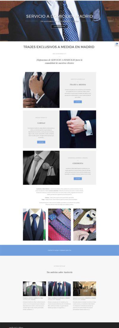 sastres-madrid-diseño-web-home