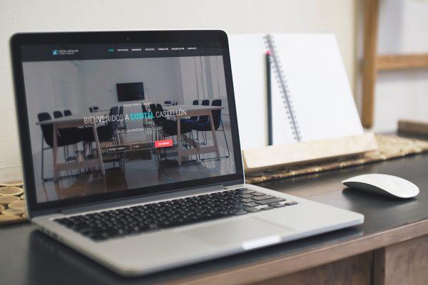 Diseño web Cosital Castellón