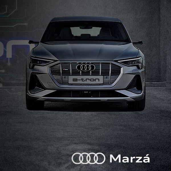 Diseño web Marzá Audi y Volkswagen